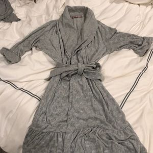 Women's juice couture robe